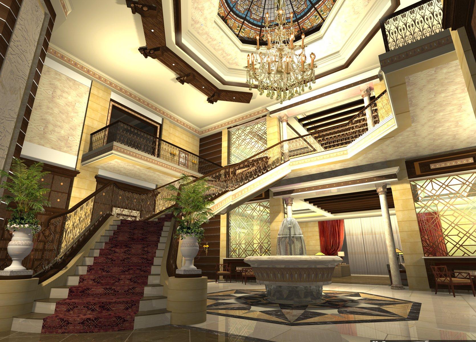 Interior Decoration:
