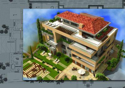 18-AL Khoury residential bldg. naccache(1)