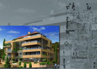18-AL Khoury residential bldg. naccache(2)
