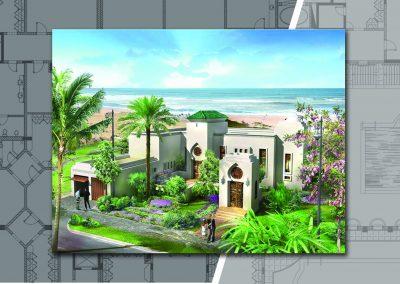 27- dubai beach villa