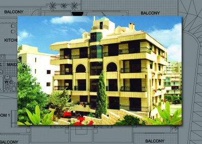 36-rabieh samaha residential bldg