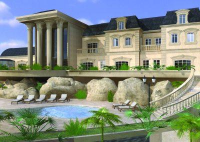 4-Ghabbour castle new cairo(1)