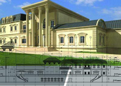 4-Ghabbour castle new cairo(2)
